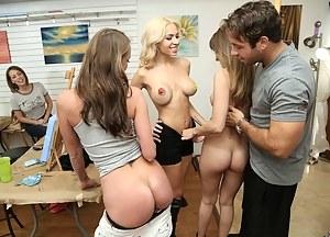 Big Ass Reverse Gangbang Porn Pictures
